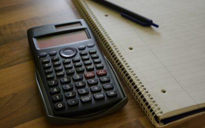 Een betere wereld begint bij je rekenmachine