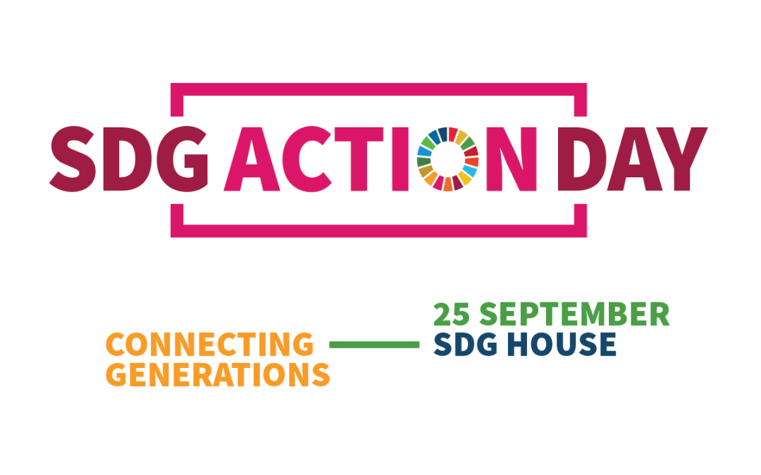 SDG Action Day 2019 Programma en Tickets
