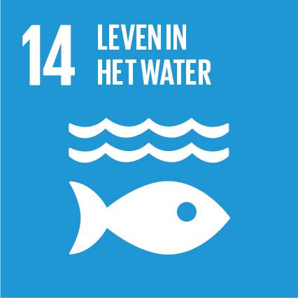 SDG 14 Alliantie - SDG-icon