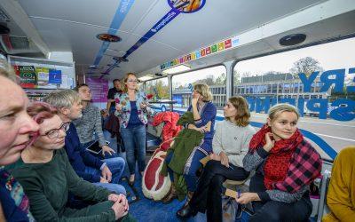 SDG ToerMee-bus maakt grote problemen klein