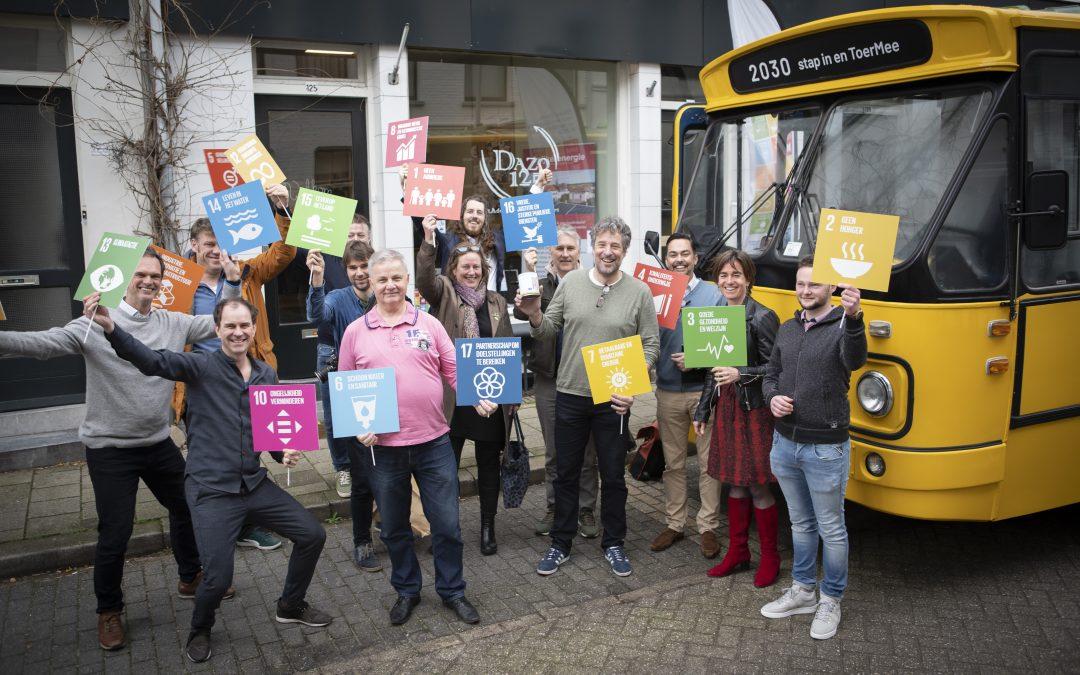 SDG Nederland – Nieuwsbrief Maart