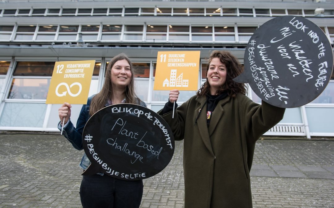 SDG-bus helpt Velp en Arnhem verduurzamen