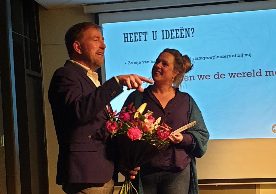 Eerste basisschool in Nederland ondertekent SDG Charter