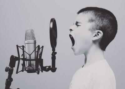Zing of rap een nummer over jouw werelddoel