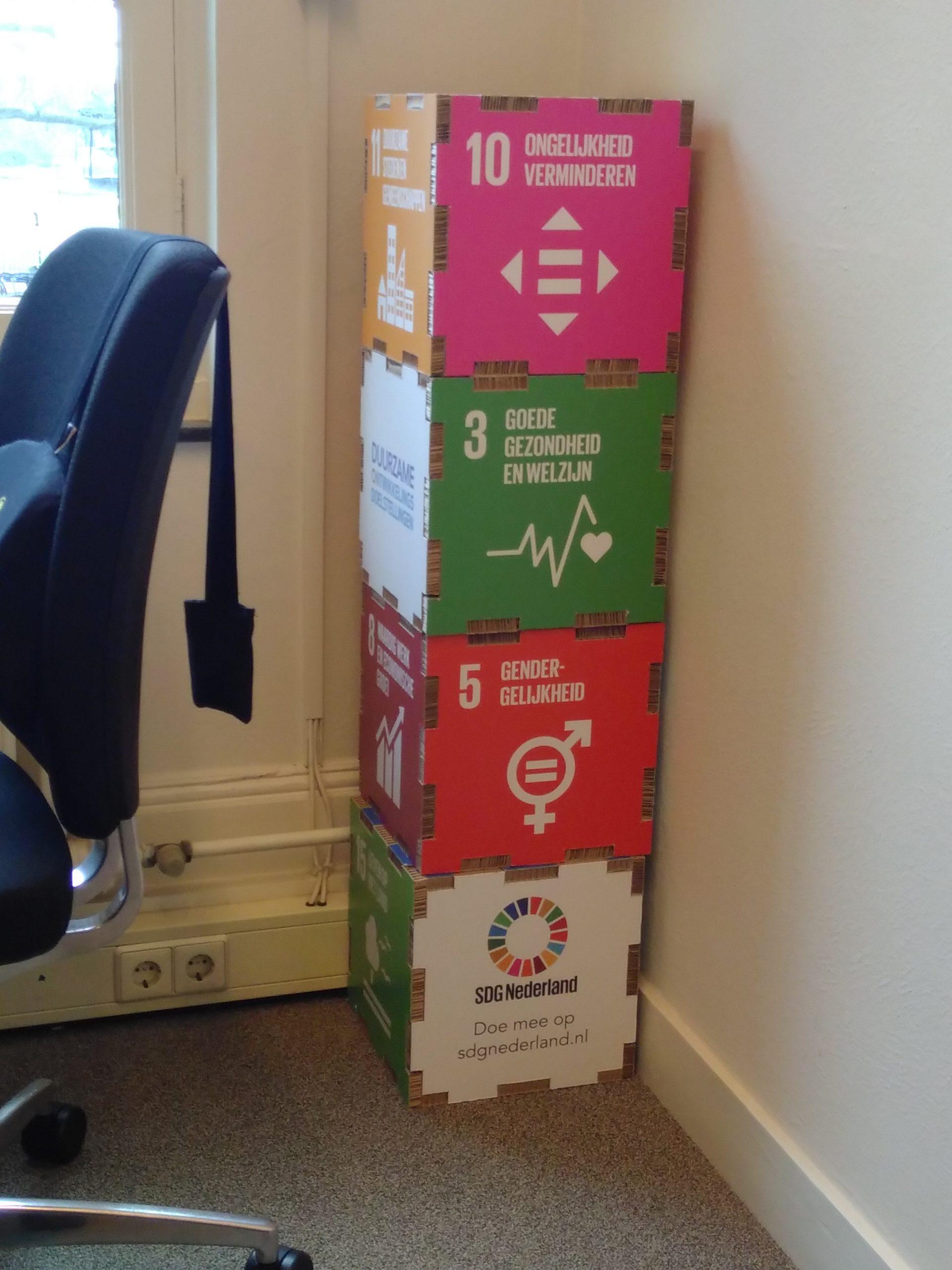 SDG Blokken klein
