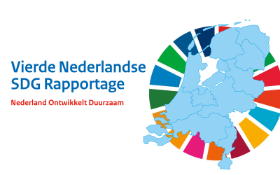 Vierde Nederlandse SDG-rapportage gelanceerd op Verantwoordingsdag