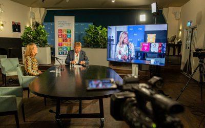 Terugkijken: Route 2030: Ligt Nederland op koers om de SDG's te halen?