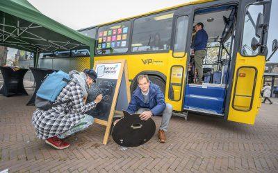 SDG-bus naar Maasgouw: lokale actie tijdens corona