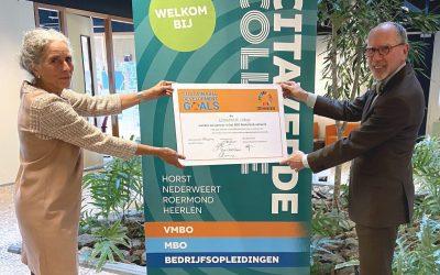 MBO-opleidingen sluiten aan bij SDG Nederland-community
