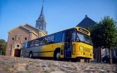 SDG-bus naar Groningen: jongeren op de stoel naar de toekomst