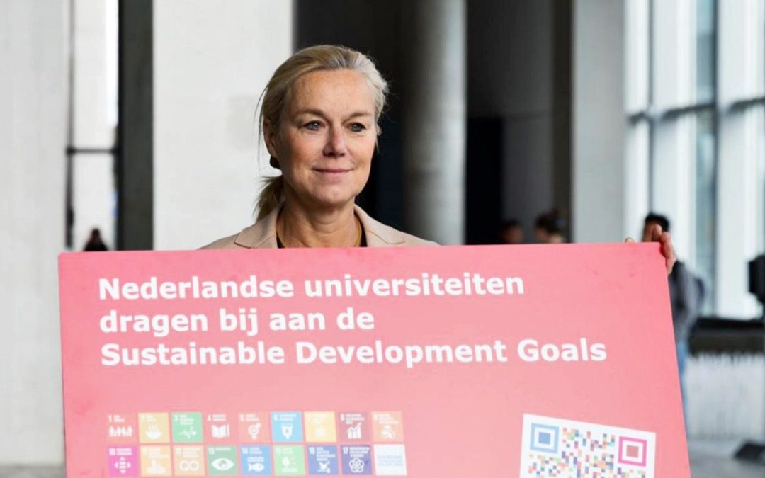 Universiteiten presenteren e-zine over SDG's