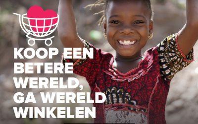 Koop een betere wereld (bij de wereldwinkel)