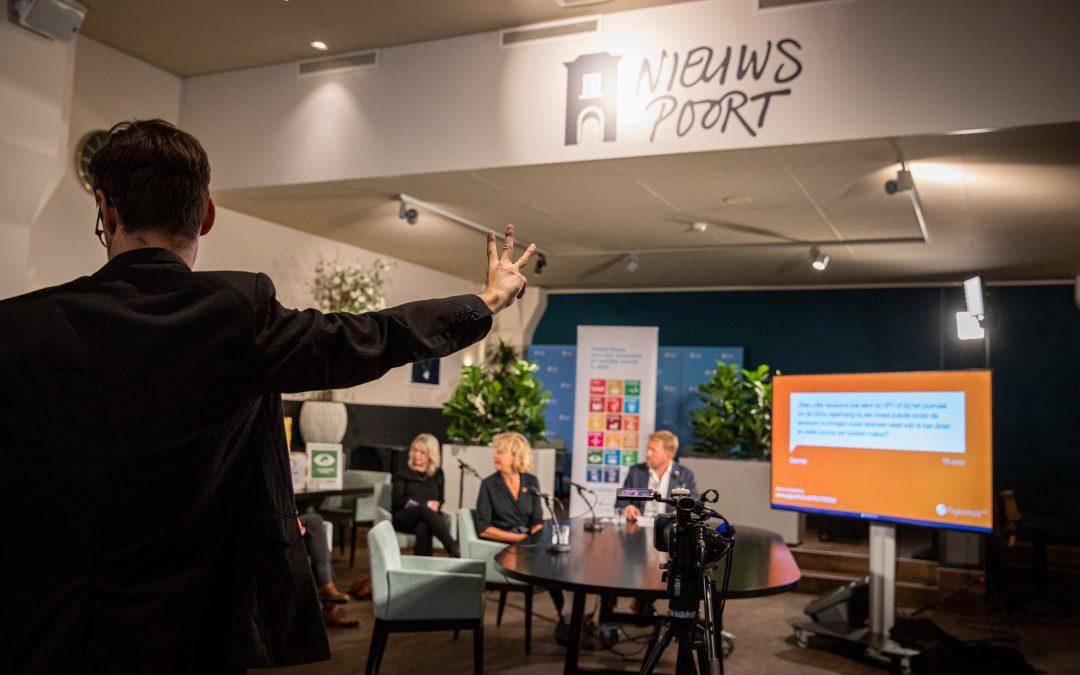 SDG Nederland zoekt stagiair events