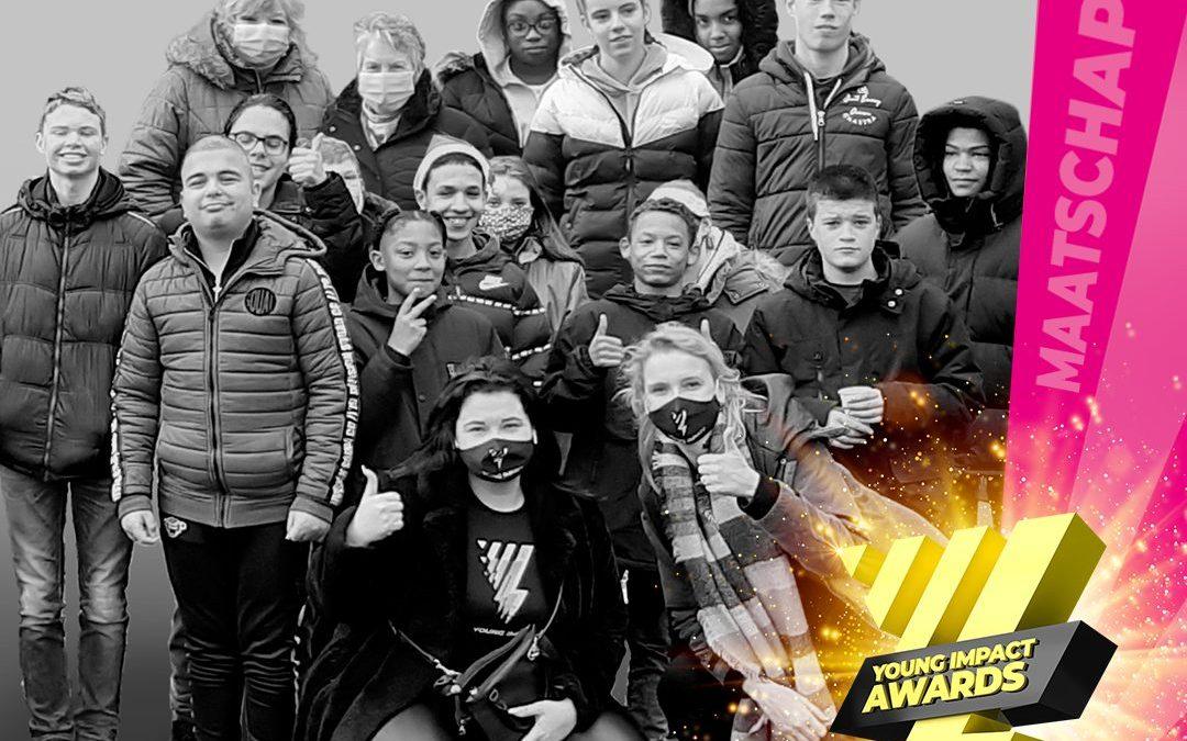 Deze jongeren strijden voor een betere wereld