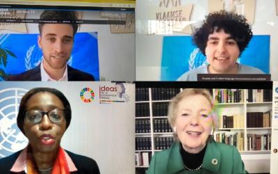Blog: SDG's in tijden van crisis: alleen samen komen we eruit